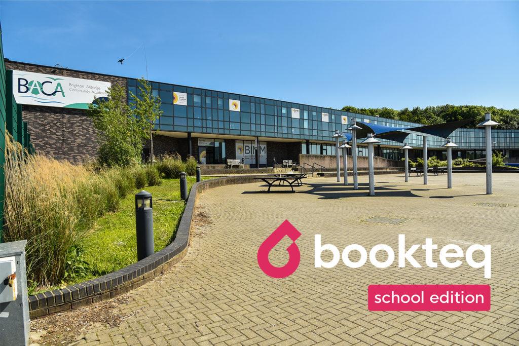 Brighton Aldridge- Bookteq Schools edition