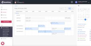 Bookteq calendar