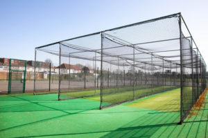 London Tigers cricket nets