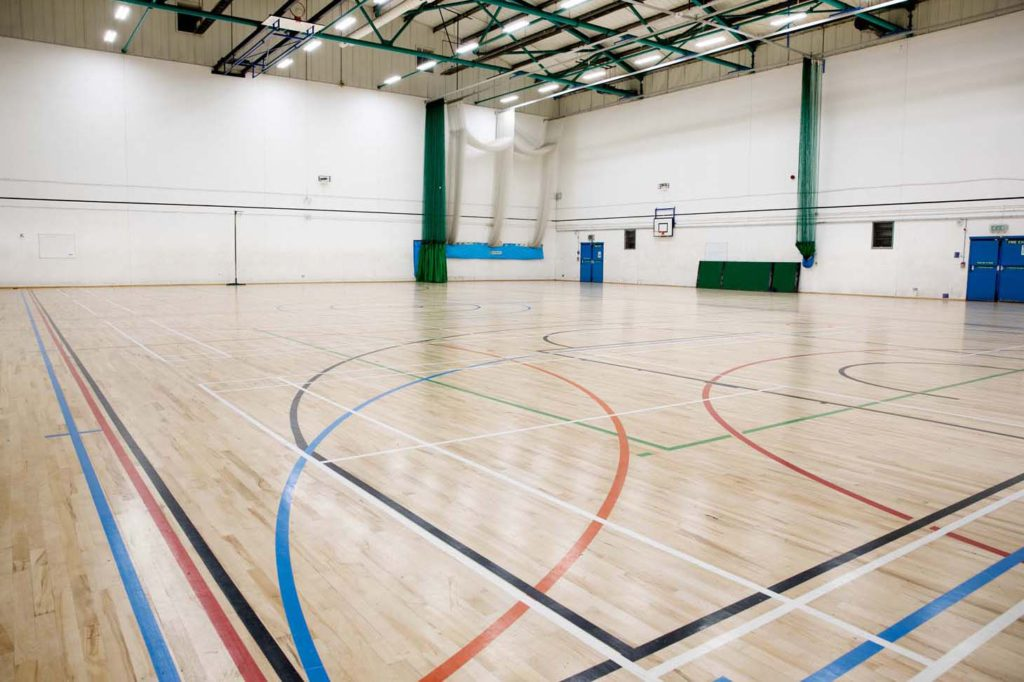 Somers Town Community Centre Sports Centre