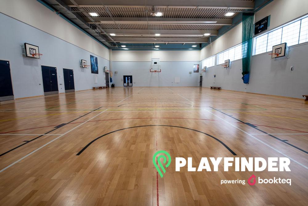 Schools Plus Playfinder integration